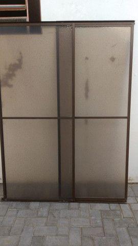 Box Aluminio com acrilico - Foto 2