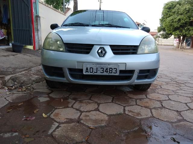 Renault Clio sedan 1.6 completo - Foto 12