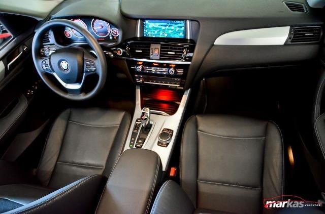 BMW X4 bmw x4 2.0 xdrive28i 245hp teto 7 mil km unico dono nova 4P - Foto 5