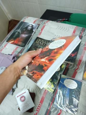 Coleção de livros O senhor dos Aneis - Foto 5