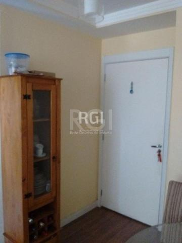 Apartamento à venda com 2 dormitórios em Partenon, Porto alegre cod:MI270273 - Foto 3