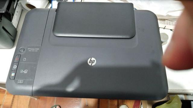 Impressora HP multifuncional Impressora e Scanner