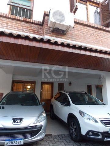 Casa de condomínio à venda com 3 dormitórios em Ipanema, Porto alegre cod:MI270550 - Foto 2
