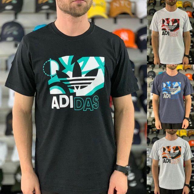 Camiseta Adidas - Foto 4