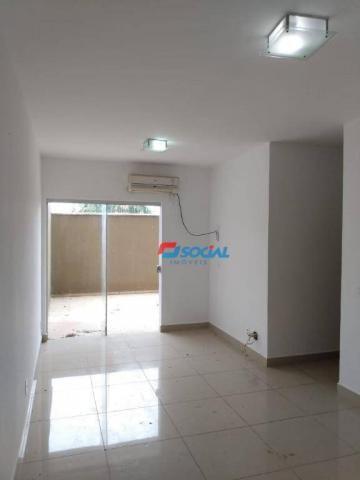 Apartamento TÉRREO com 3 dormitórios. Cond. Brisas do Madeira - Rio Madeira - Porto Velho/ - Foto 3