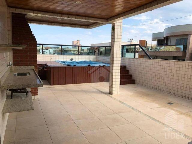 Cobertura com 4 dormitórios à venda, 260 m² por R$ 1.550.000 - Passagem - Cabo Frio/RJ - Foto 10