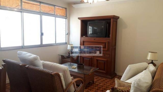 Apartamento AMPLO de 3 dormitórios PÉ NA AREIA