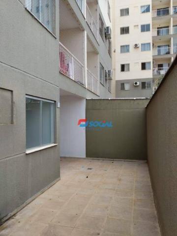 Apartamento TÉRREO com 3 dormitórios. Cond. Brisas do Madeira - Rio Madeira - Porto Velho/ - Foto 13