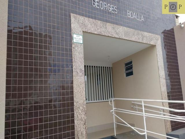 Residencial Georges Abdalla Apartamento com 2 quartos, 1 suíte, 2 vagas, lazer, último and - Foto 6