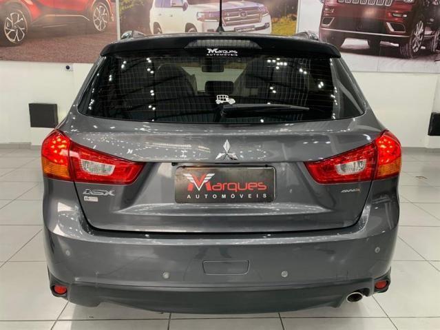 Mitsubishi ASX  2.0 16V CVT 4WD GASOLINA AUTOMÁTICO - Foto 6