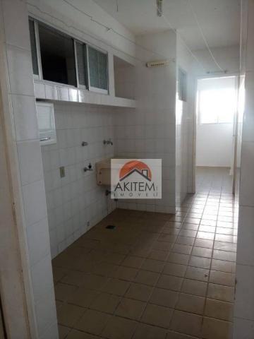 Apartamento com 3 dormitórios à venda, 115 m² por R$ 400.000 - Jardim Atlântico - Olinda/P - Foto 14