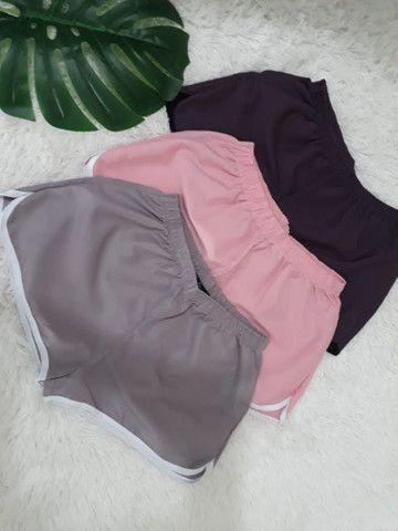 Saldo Shorts Tactel Feminino