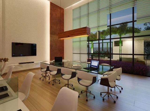 FG*Apartamento 4Qts alto padrão-135M² 3suítes-Ilha do Retiro -Varanda Gourmet - Foto 6