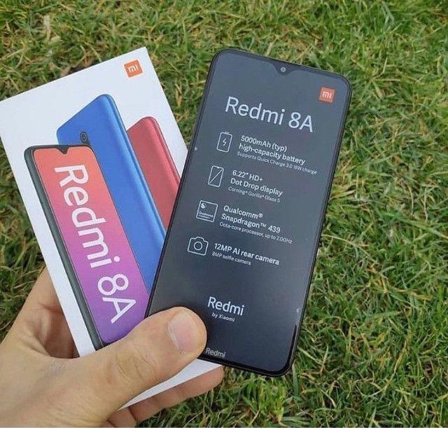 Celular Xiaomi Redmi 8A Dual chip 64gb 4ram - Foto 5