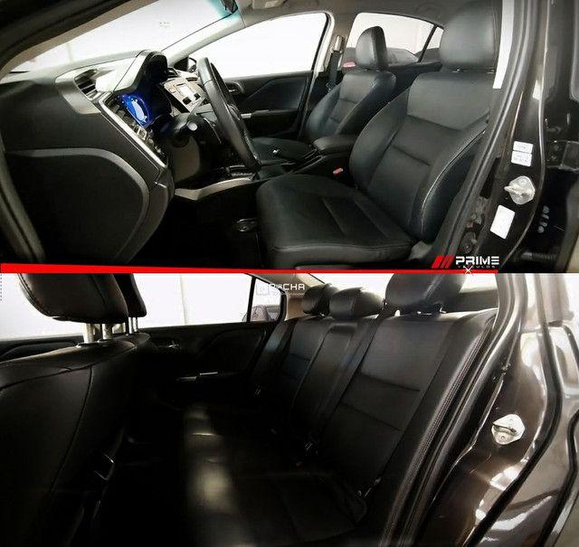 Honda City EXL 1.5 Flex Automático - Foto 5