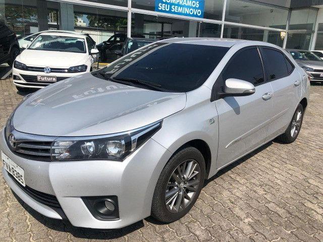 Toyota Corolla Xei 2.0 Aut - Top - Sem Troca - Vistoriado - Foto 8