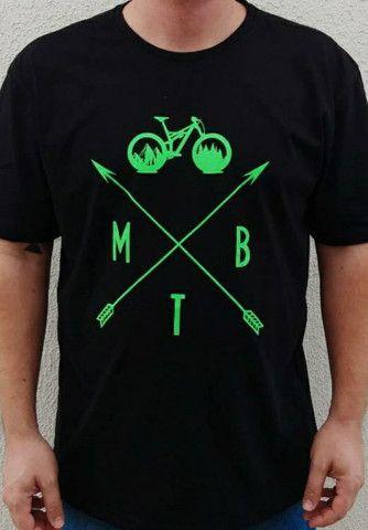 Camiseta adulto, juvenil e infantil