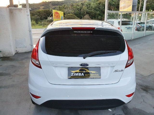 Ford-Fiesta SE 1.6 Flex Ano 2018 Único Dono!!! - Foto 5