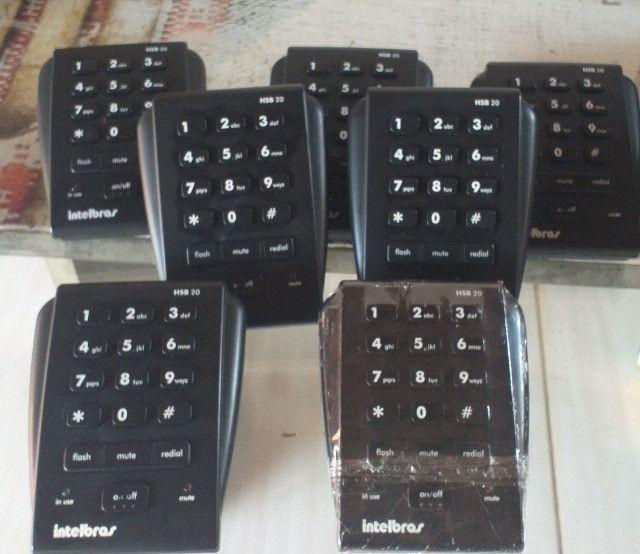 7 Headsed Intelbrás HSB 20