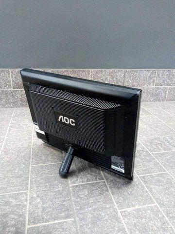 """Vendo monitor aoc de 19"""" - Foto 3"""