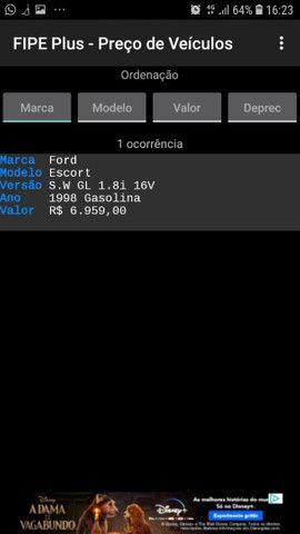 Escort sw gl 1.8