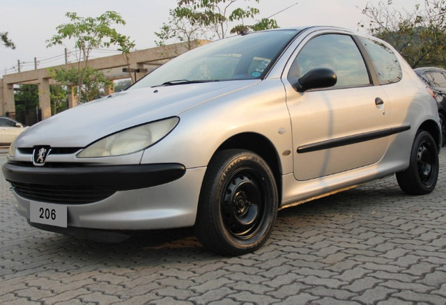 Peugeot 206 Selection Prata, 1.6 16V, modelo 2004 - Foto 15