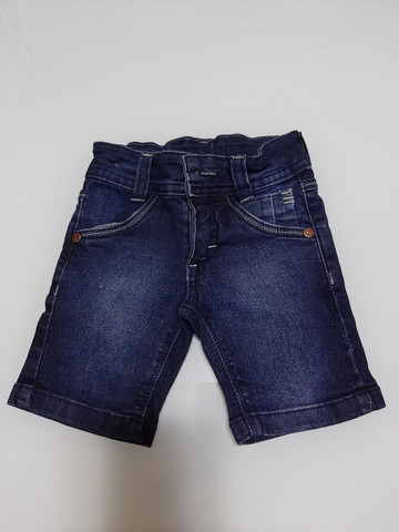 Calça/Bermuda Jeans Infantil menino 2 anos *ACEITO CARTÃO* - Foto 6