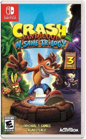 Crash Bandicoot N. Sane Trilogy<br>