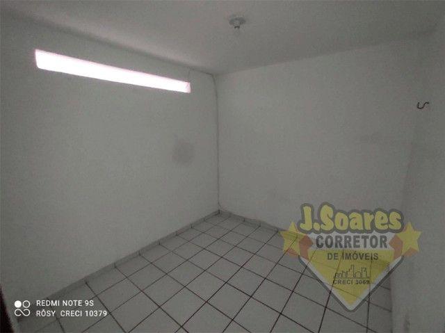 Aeroclube, 3 quartos, suíte, 70m², R$ 140 Mil C/Cond, Venda, Apartamento, João Pessoa - Foto 7