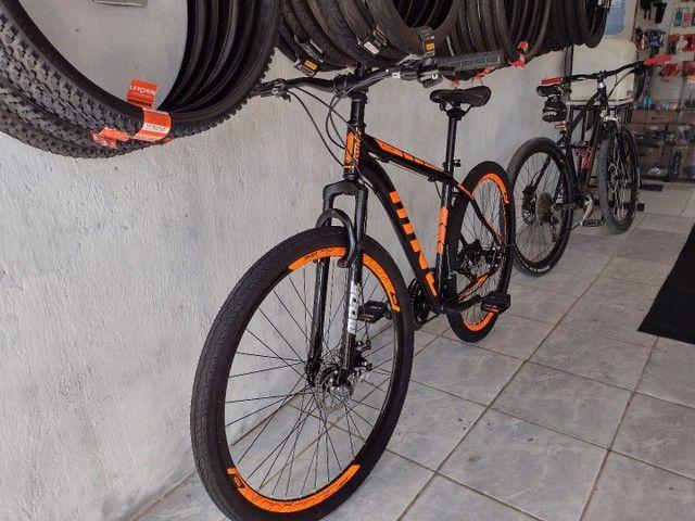 Bike aro 29 alumínio - Foto 2