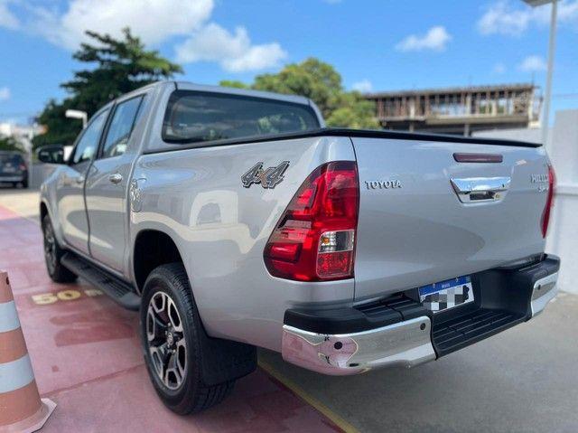 Toyota Hilux SRV! 2021! Emplacada 2021! - Foto 6