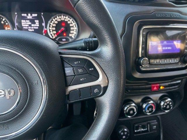 Fiat Renegade Custom Diesel 2.0 Aut. 2018 com apenas 62.451km! Completo + 4x4 - Foto 14