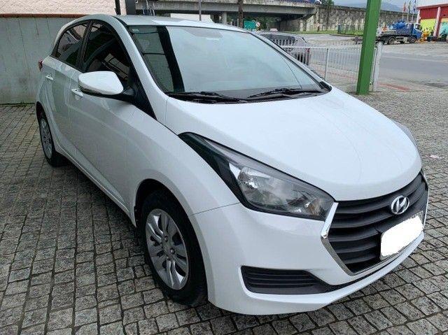 HB20 Hatch 1.6 Confort automático branco (A/G) 2016 - Foto 2