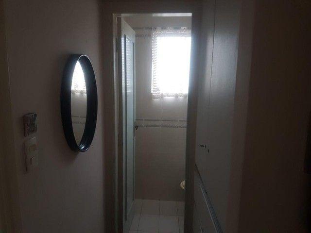 Apartamento à venda com 1 dormitórios em José menino, Santos cod:168377 - Foto 10
