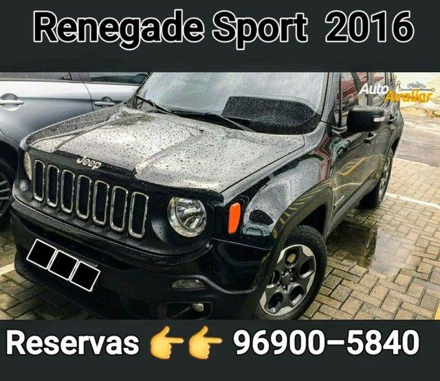 Jeep Renegade 2016 Financiado 60x Oportunidade  - Foto 4