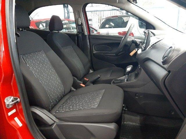 Ford Ka Sedan 1.5 SE Plus Automático Completo 2020 - Foto 12