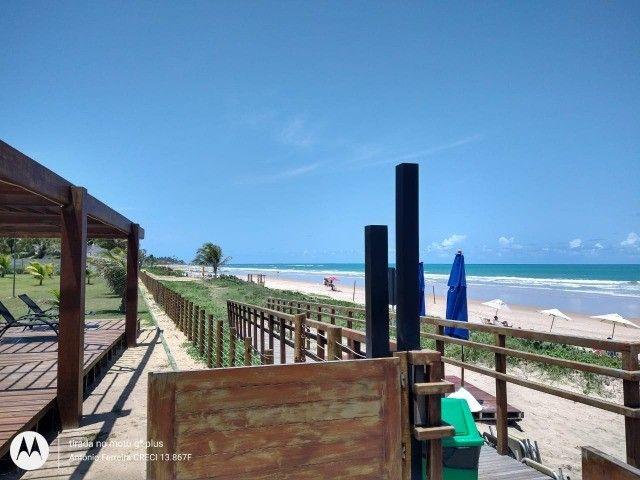 Ferre-Frente Piscina finamente mobiliada no Cupe Beach Living  - Foto 8