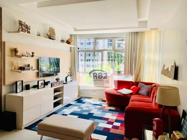Excelente apartamento no miolo de Icaraí todo reformado - Foto 2