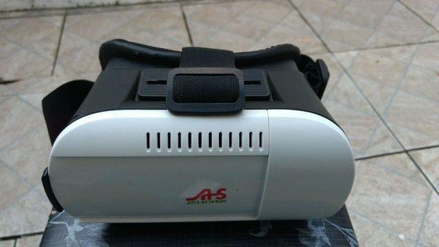 Óculos de realidade virtual 2.0 - Foto 3