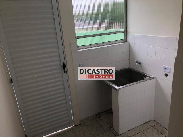 Sobrado com 4 dormitórios para alugar, 195 m² por R$ 2.000,00/mês - Rudge Ramos - São Bern - Foto 9