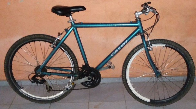 Vende-se uma bicicleta de ALUMINUM!! - Foto 2