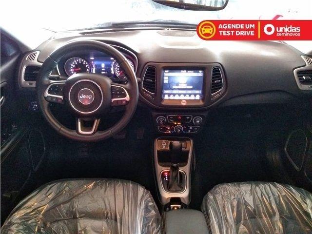 Jeep compass 2.0 16v flex longitude automático - Foto 6