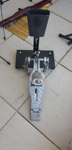 Cowbell + suporte de pé Maxtone  - Foto 4