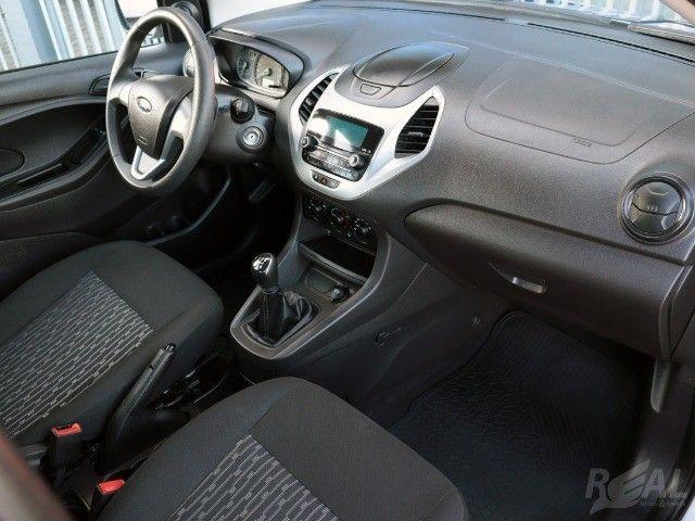 Ford Ka Hatch SE 1.0 TiVCT Flex Financiamos Em Até 60X Com Apenas 3 Mil De Entrada - Foto 8