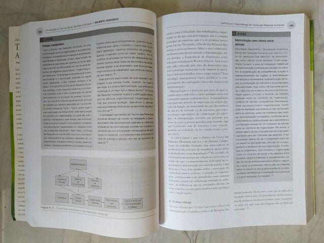 """Livro """"Teoria geral da Administração""""  - Foto 2"""
