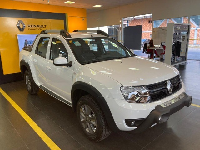 Oroch Dynamique 1.6 Manual - 21/22 0km com Pack Outsider