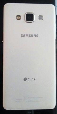Celular samsung A5 16 Gb  display queimado