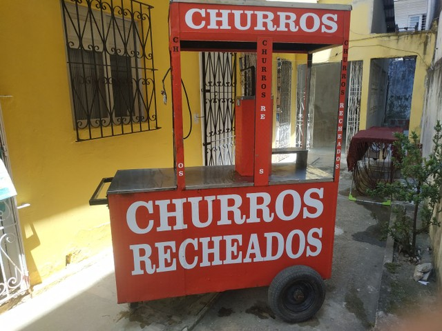 CARROCINHA DE CHURROS - Foto 2