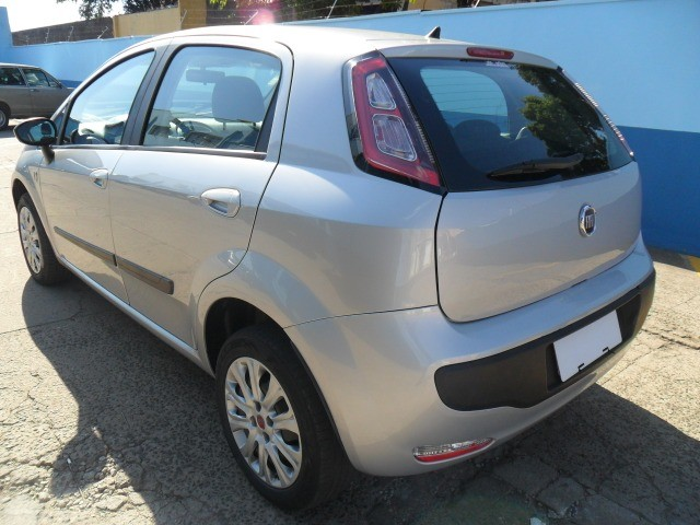 Fiat Punto Attractive 1.4 Fire Flex 8V 5p - Foto 7