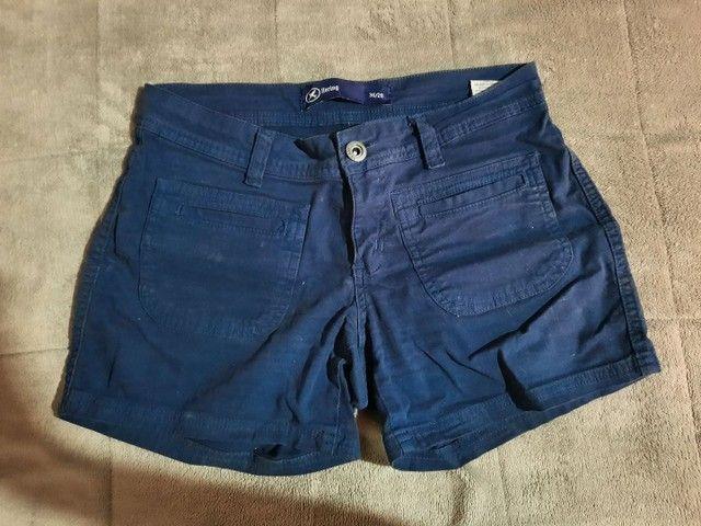 Shorts H&M e Hering - Foto 4